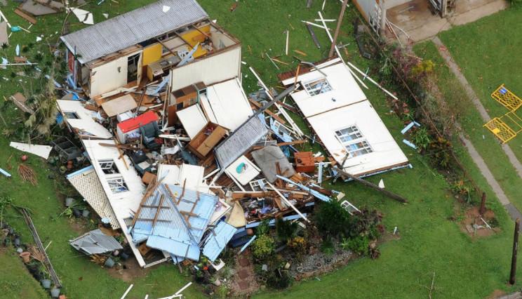 Après le passage du cyclone, restez vigilants!