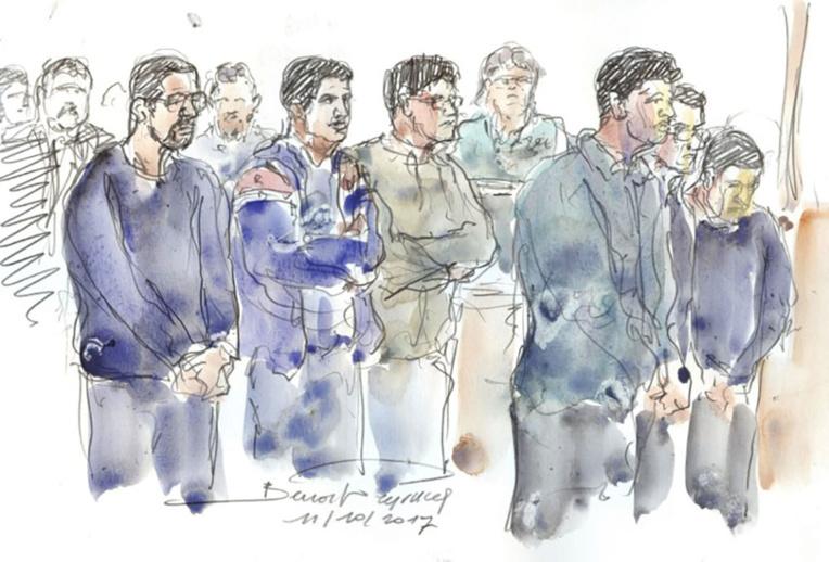 "Voiture de police incendiée: sept ""antifascistes"" condamnés, dont Antonin Bernanos"