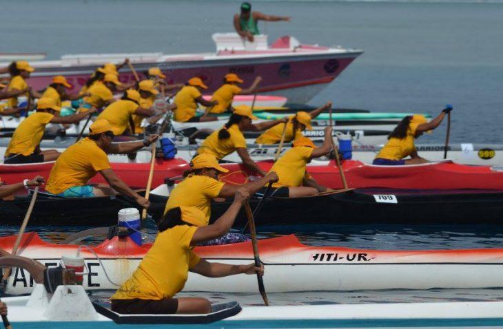 La course était spécialement dédiée au femmes © FTVAA