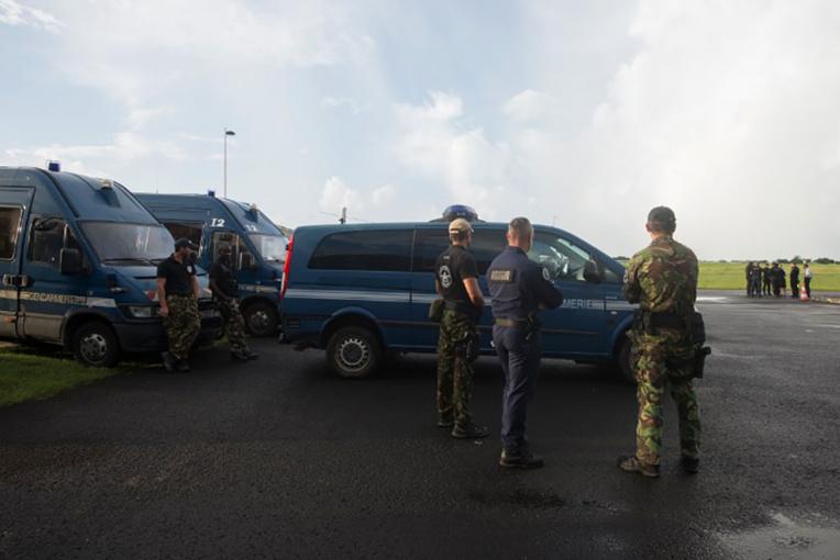 Guadeloupe: deux suspects d'un meurtre se rendent aux forces de l'ordre