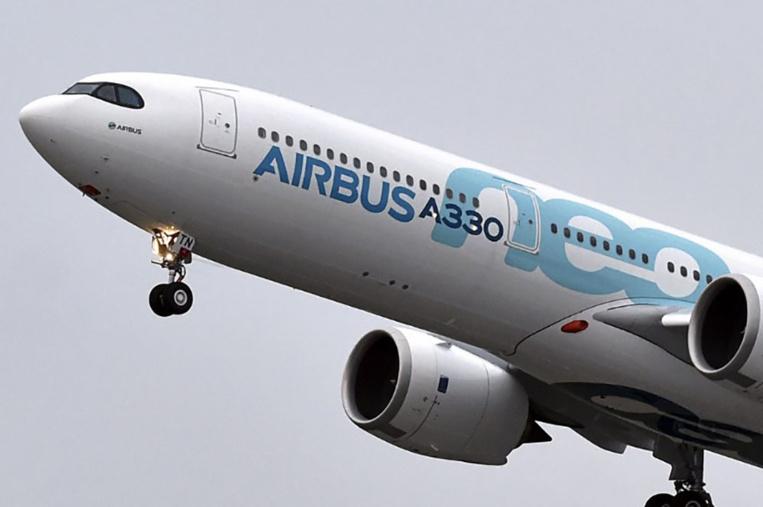 A Toulouse, Airbus lance son nouveau long courrier, l'A330neo