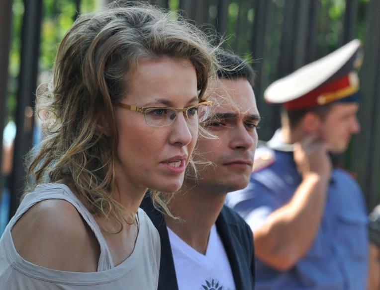 Russie : la vedette libérale Ksenia Sobtchak candidate à la présidentielle