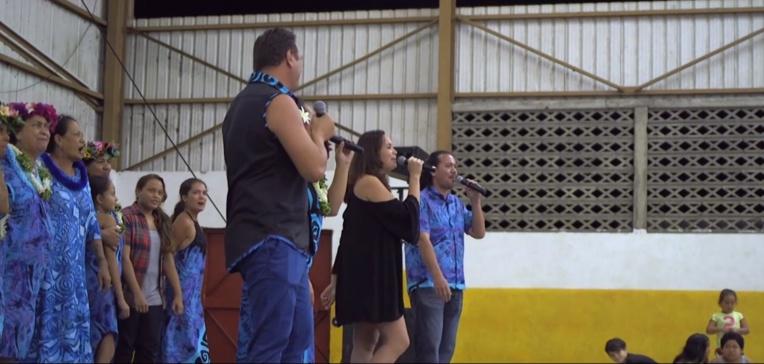 Moana : une vidéo retrace les coulisses de la version en reo Tahiti