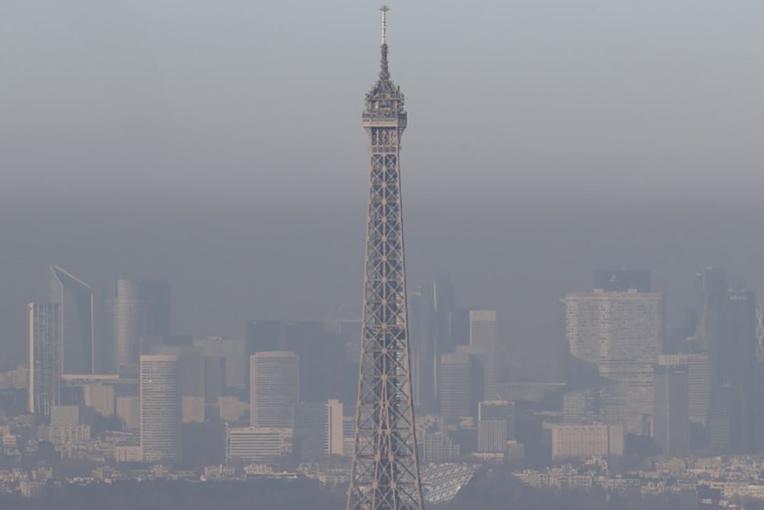 Un décès sur six lié à la pollution en 2015