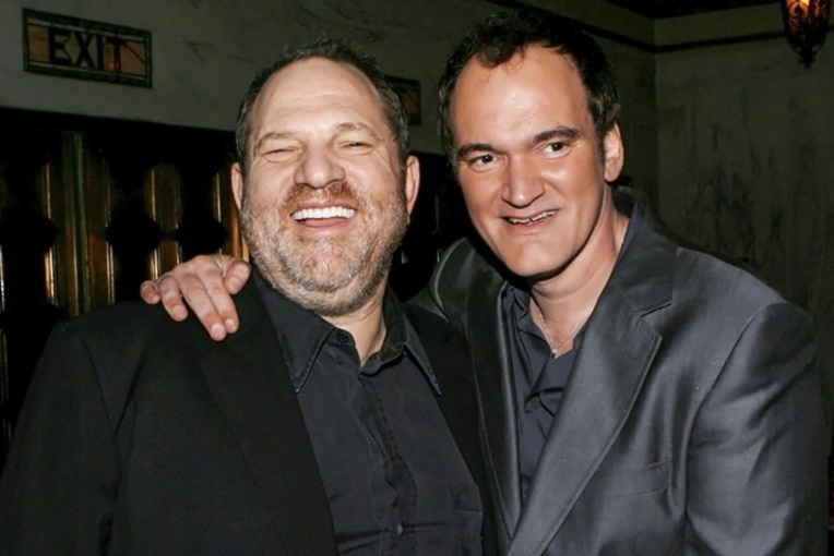 """Affaire Weinstein: Tarantino sort du silence et reconnaît qu'il """"savait"""""""