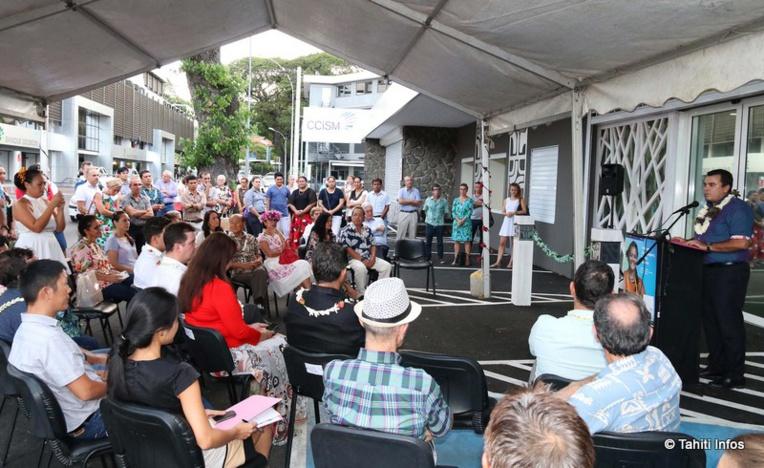 L'inauguration des locaux rénovés a été faite en grande pompe jeudi 19 octobre