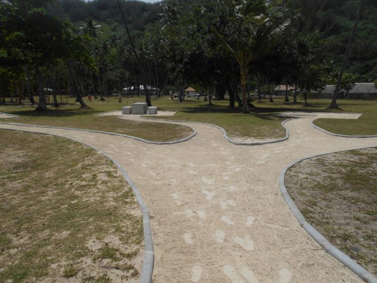 La plage de Tiahura s'ouvre au public