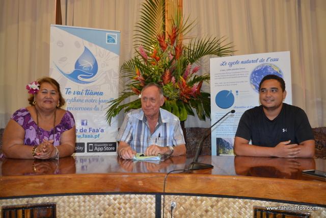 Une conférence de presse a été organisée ce lundi pour annoncer l'événement de la semaine à Faa'a.
