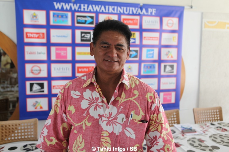 Alfred Mata, directeur de course