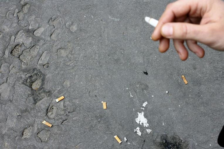 Mois sans tabac : des candidats dans la première fan zone