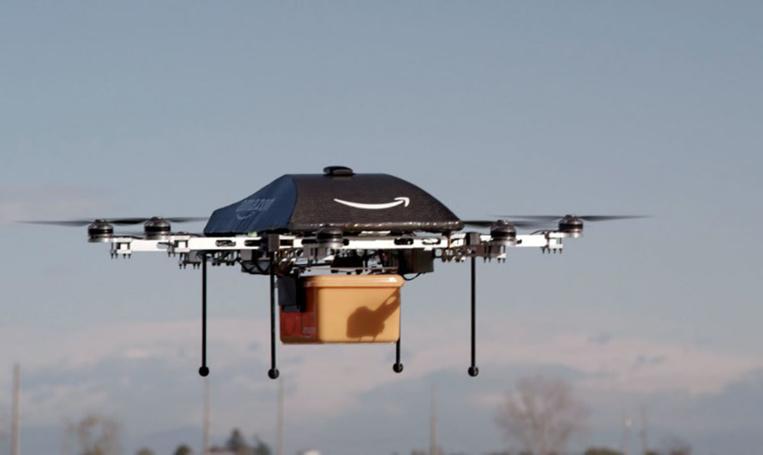 Amazon veut livrer chez vous, même quand vous n'êtes pas là