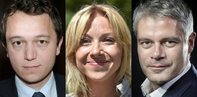 Présidence de LR : trois candidats officiellement en lice, Fasquelle pas retenu