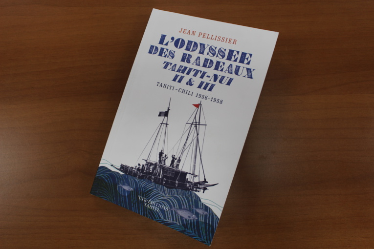 Jean Pellissier raconte la traversée du Tahiti Nui II et III