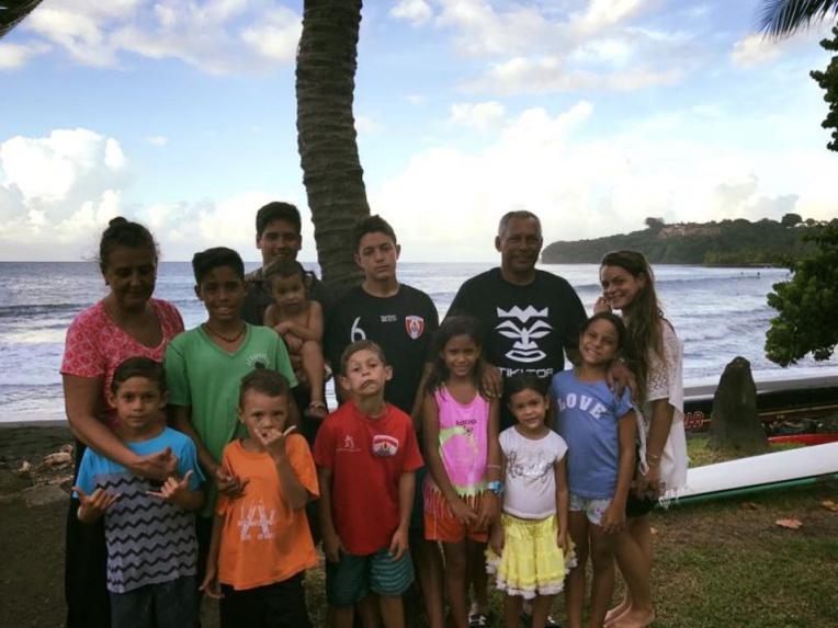 La famille, un équilibre pour Errol Bennett