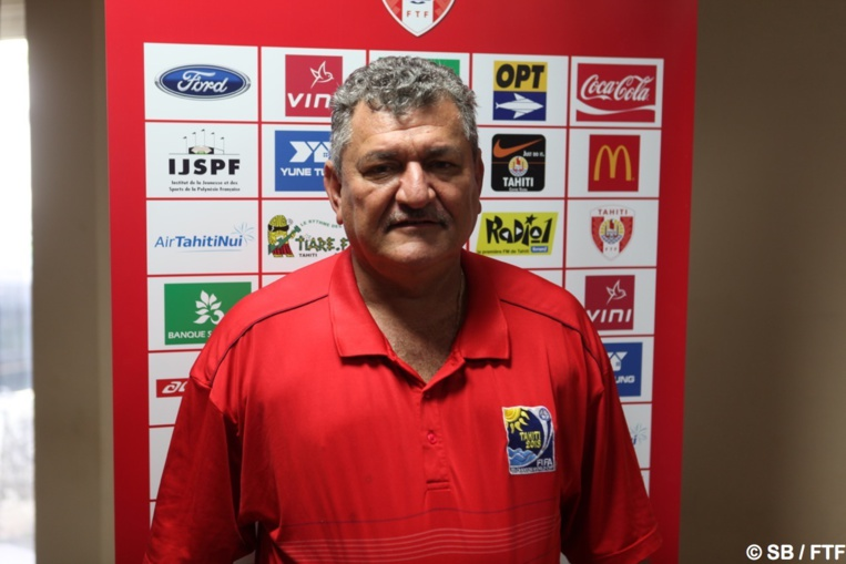 Thierry Ariiotima, président de la FTF