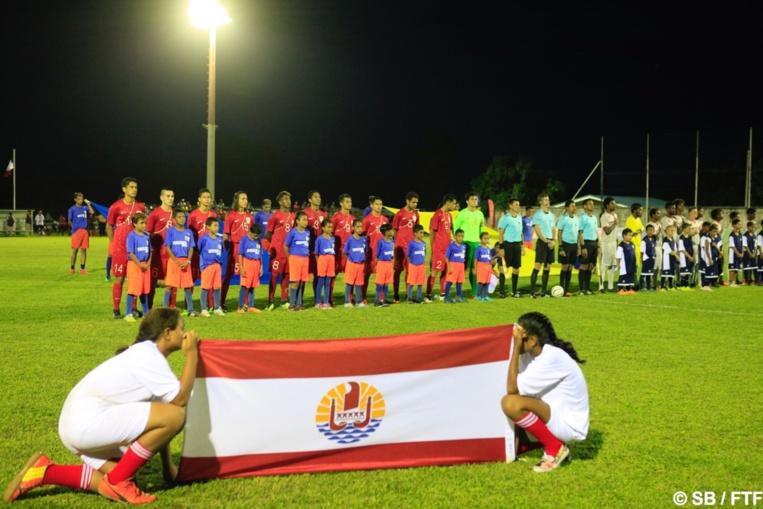 Une nouvelle chance de qualification pour une coupe du monde pour Tahiti, à la maison