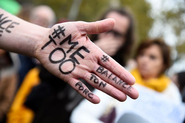 #Metoo: rassemblements en France contre le harcèlement