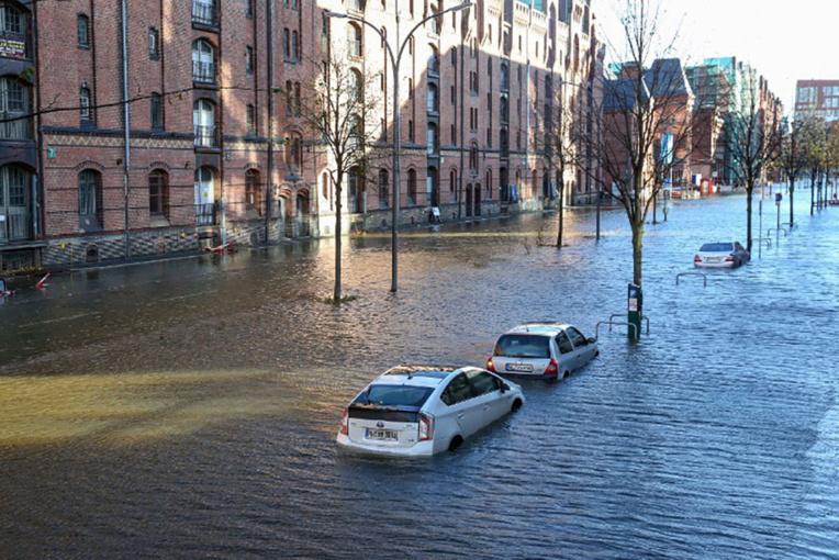 Au moins sept morts dans une tempête en Europe centrale