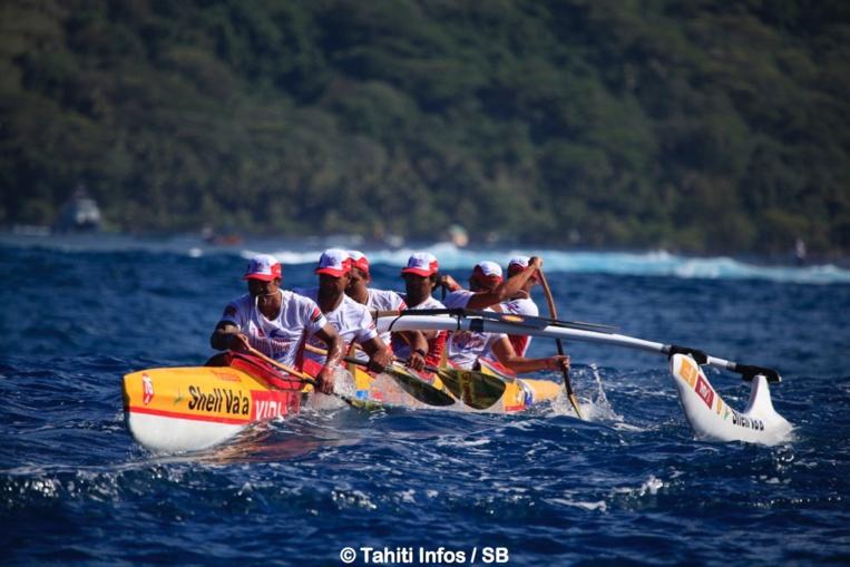 Shell Va'a renouera-t-il enfin avec la victoire à Hawaiki Nui ?