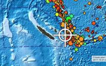 Séisme de magnitude 6.5 en Nouvelle-Calédonie, pas de risque de tsunami