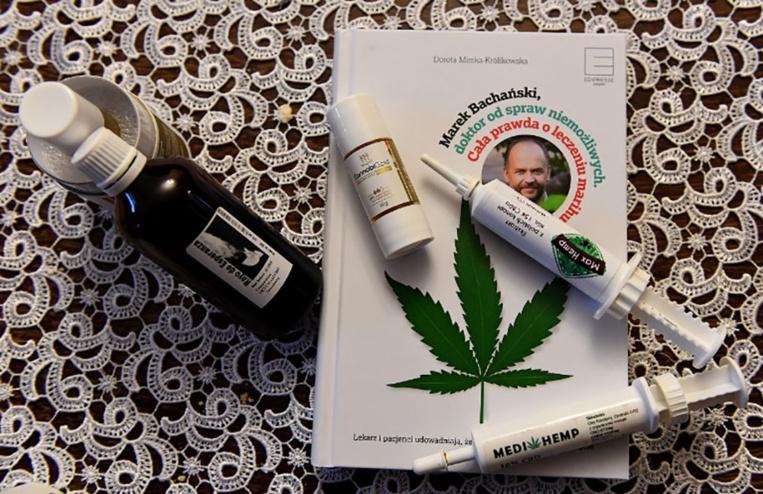 La Pologne autorise le recours à de la marijuana médicale plus forte