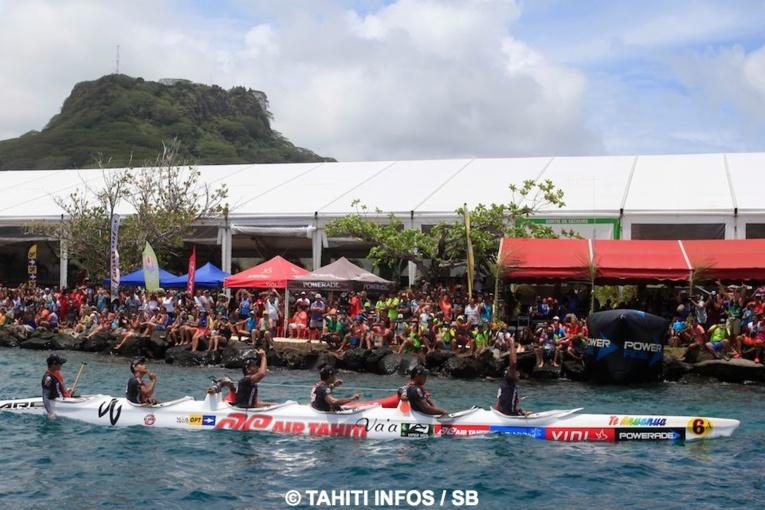 Une première victoire d'étape pour Air Tahiti qui crée la surprise