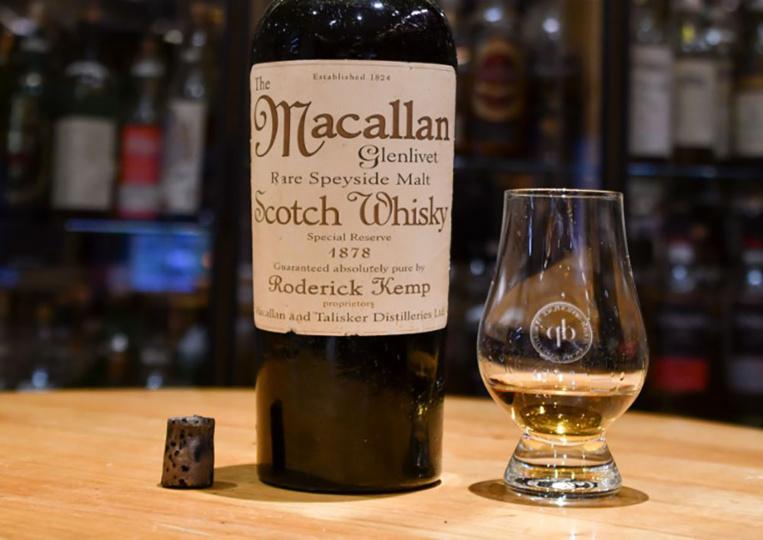 Suisse : un whisky dégusté au prix de 8.500 euros le verre était un faux