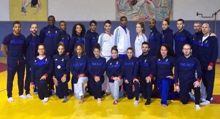 10 ans d'équipe de France pour Anne-Caroline Graffe