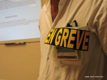 Grève des médecins : l'hôpital tourne au ralenti