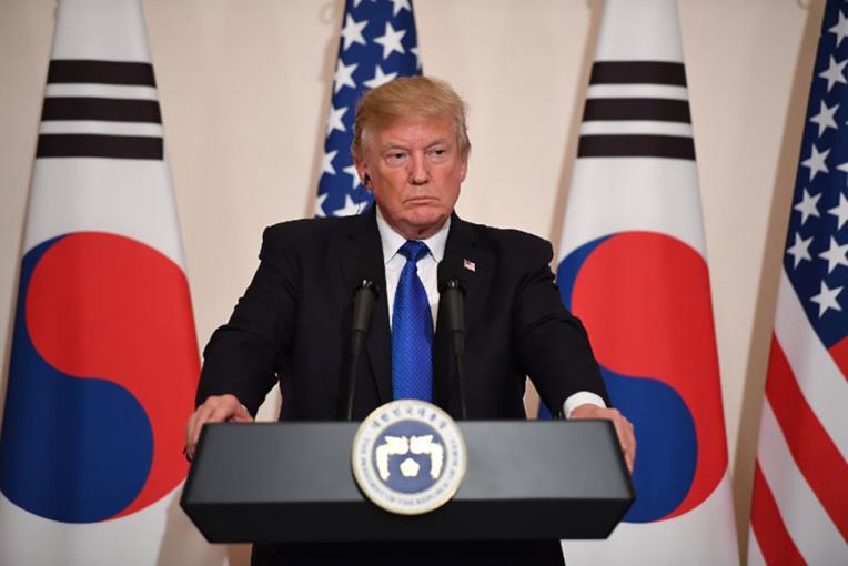 Sauce au soja de 360 ans au menu de Trump en Corée du Sud