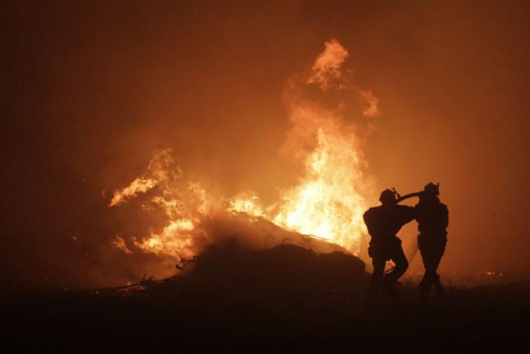 Des renforts de Métropole pour lutter contre les incendies en N-Calédonie