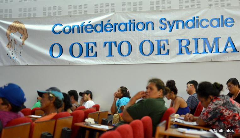 Cette semaine O oe to oe rima organisait son 7ème congrès triannuel. La confédération a 21 ans d'existence.