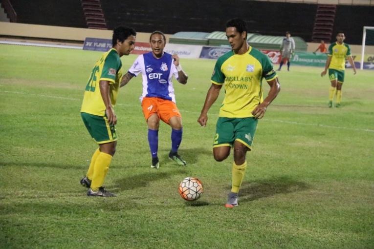 Tefana, une équipe habituée des rendez-vous internationaux