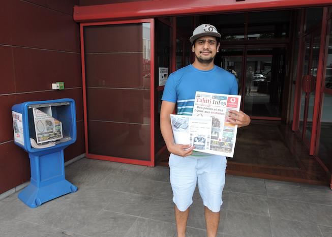 Jeu SMS Tahiti Infos: Teihotu de Mahina gagne deux places VIP pour le spectacle de MESSMER