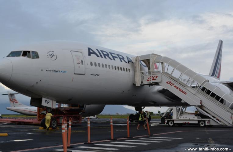 Grève chez Air France: les vols pourraient être suspendus dès demain