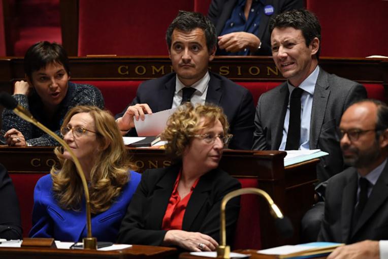 """Mercredi à l'Assemblée nationale, la ministre des Outre-mer Annick Girardin a dit que la Cité """"existera"""", mais que le projet avait """"besoin d'être repensé"""" et d'être """"davantage collectif""""."""