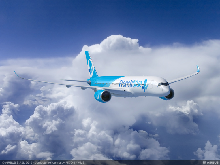 French Blue annonce un premier vol sur Tahiti le 11 mai 2018