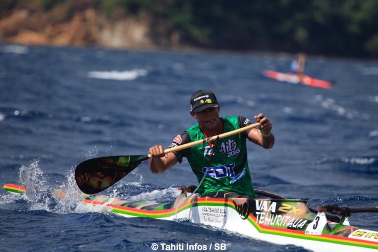 Steeve Teihotaata possède un palmarès impressionant © Tahiti Infos / SB