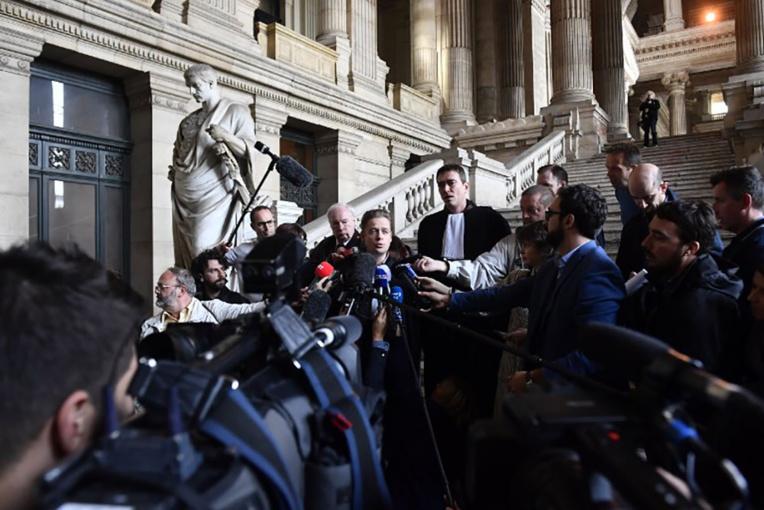 Journalistes français ex-otages en Syrie: le jihadiste Mehdi Nemmouche mis en examen à Paris