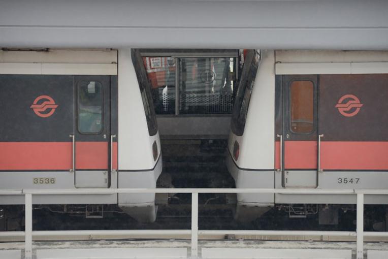 Collision entre deux métros à Singapour: 28 blessés