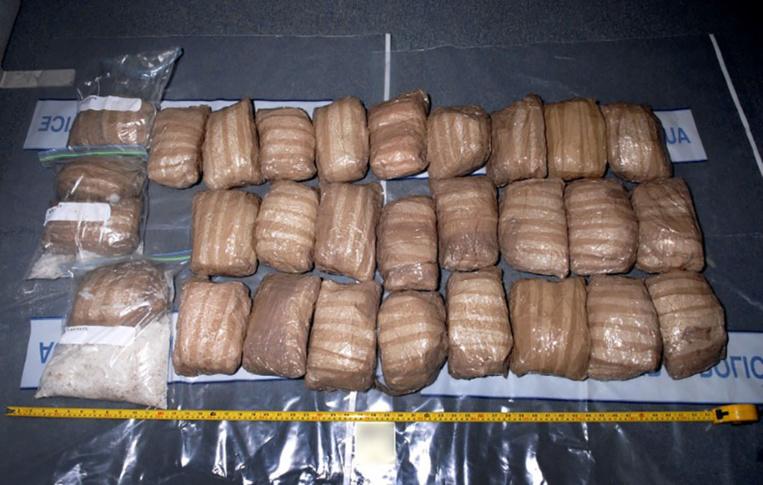 Grosse saisie de cocaïne par la police australienne
