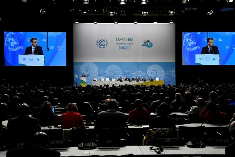 A la COP23, alliance anti-charbon contre Amérique pro-charbon