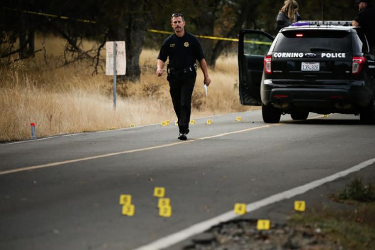 La femme du tireur de Californie retrouvée morte sous un plancher
