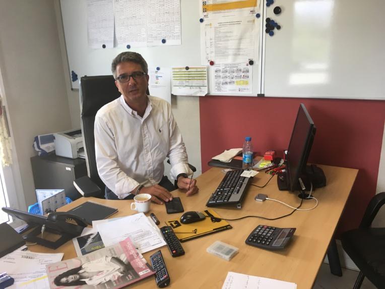 Jean-Philippe Lemée a assuré pendant 5 ans la direction d'antenne de Polynésie 1ère