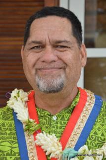 Cyril Tetuanui interpelle sur le changement climatique au Congrès des maires
