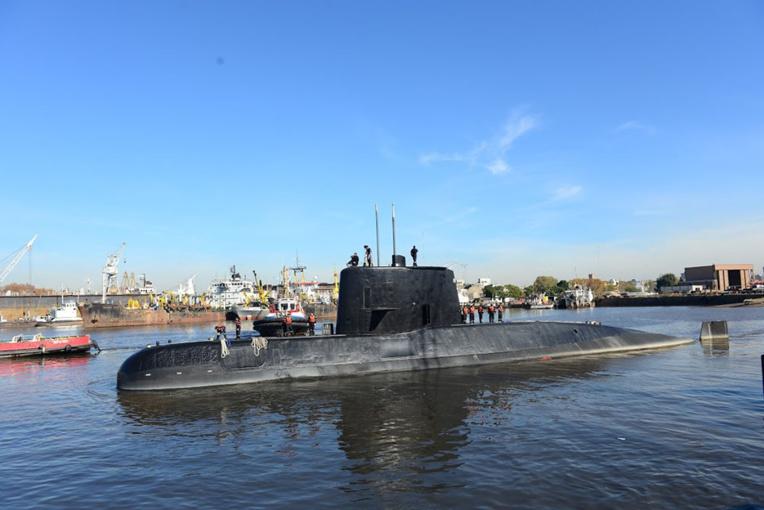 Toujours pas de nouvelles du sous-marin argentin, porté disparu depuis 5 jours