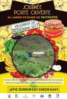 Journée portes ouvertes vendredi au jardin potager de Vaitavere