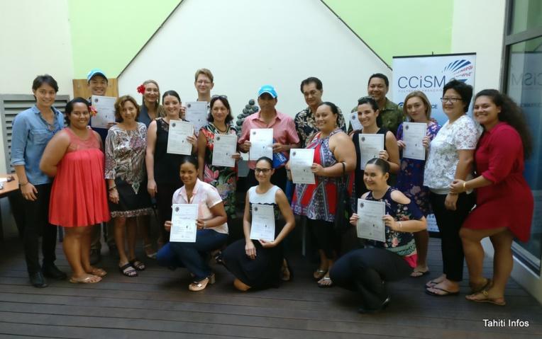 Les 15 meilleurs salariés d'ATN au Projet Voltaire ont reçu de nombreux lots pour les récompenser de leurs bons résultats.