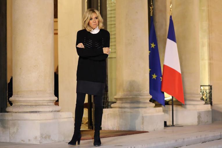 Niel, Zidane et... Brigitte Macron, trio gagnant des Français influents