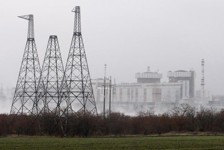Photo d'illustration d'une centrale.